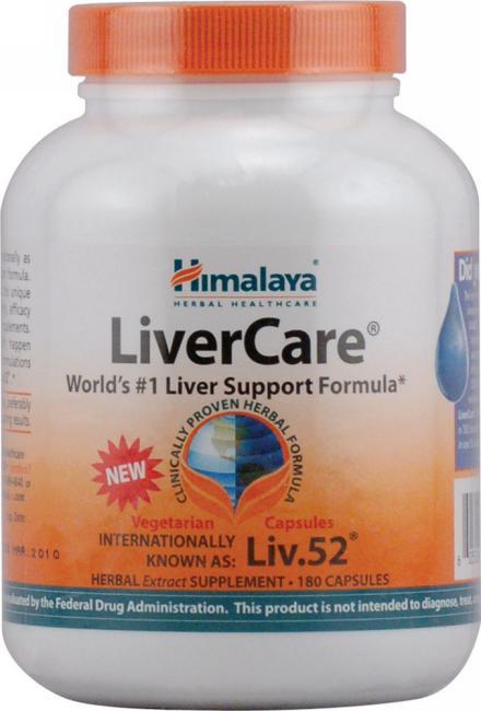Livercare Liv 52