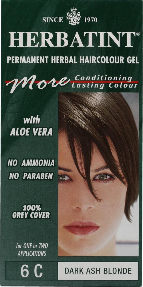 Herbatint Hair Color 6C Dark Ash Blonde | eBay